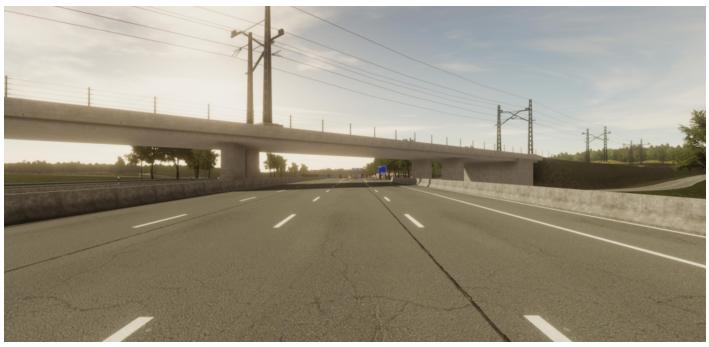 TrianGraphics利用HERE HD Live Map 生成3D道路网络模型