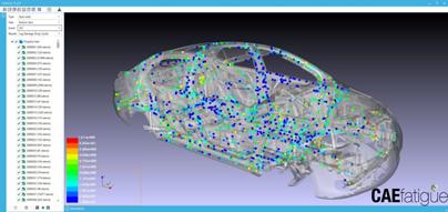 增强智能工厂能力,海克斯康收购疲劳仿真分析公司CAEfatigue