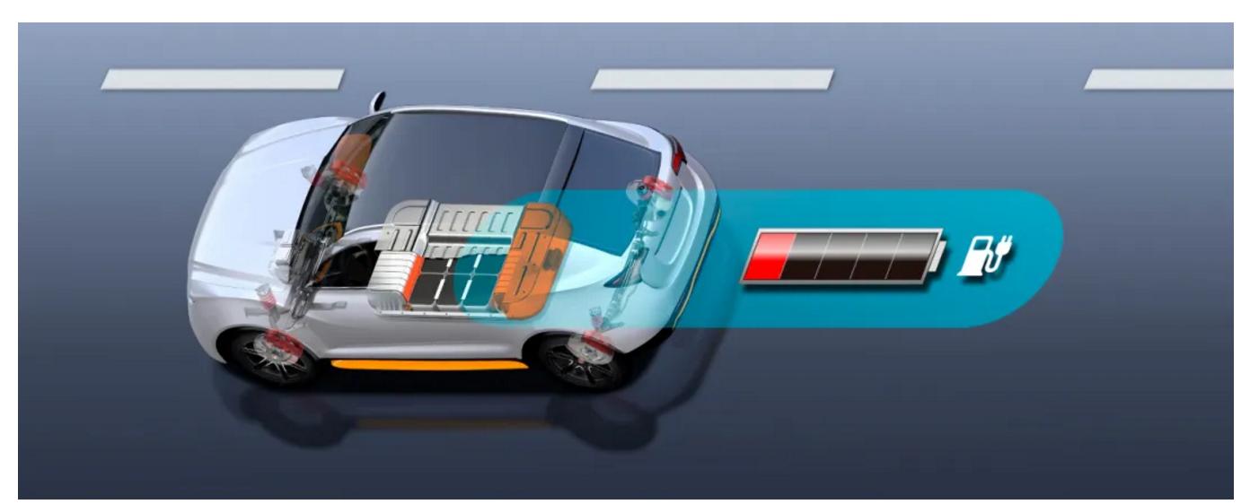 TDK TMR传感器解决方案可实现电动汽车电池超高精度监测