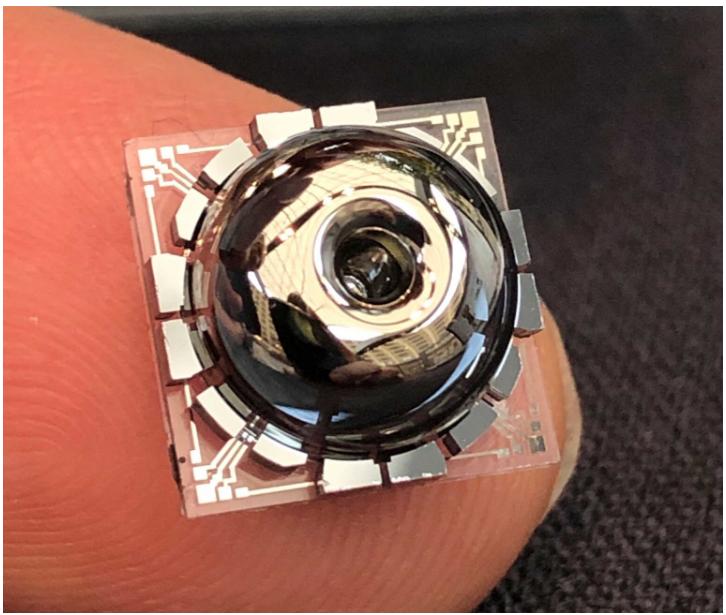 密歇根大学开发高精度陀螺仪 无GPS信号时帮助自动驾驶汽车导航