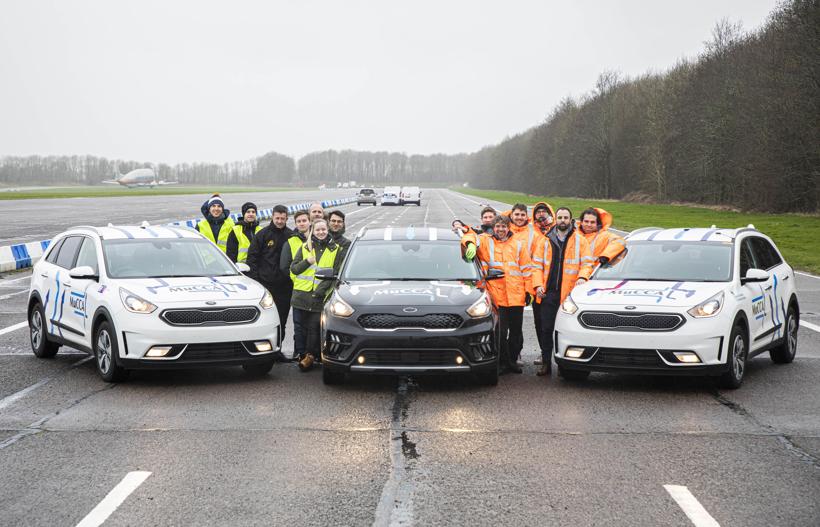 英国大学用AI和V2V技术开展多车避碰项目 避免高速公路连环车祸