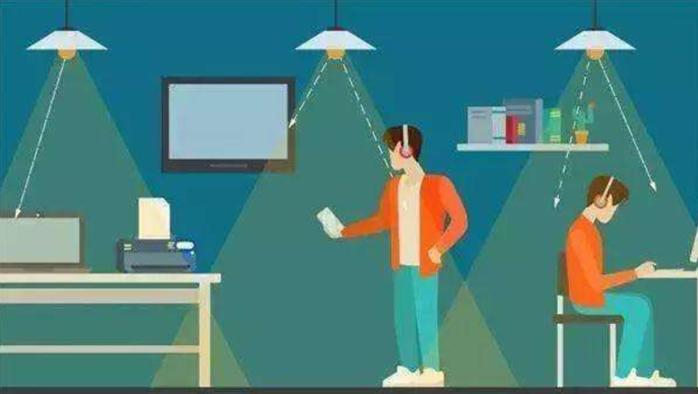 专利解密—带你了解中兴可见光通信接入点切换技术