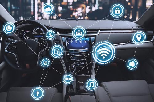 华为旗下哈勃科技欲在汽车物联网领域占得一席