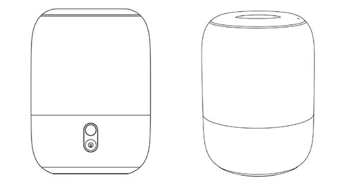 小米智能音箱专利揭秘,外观像极了HomePod
