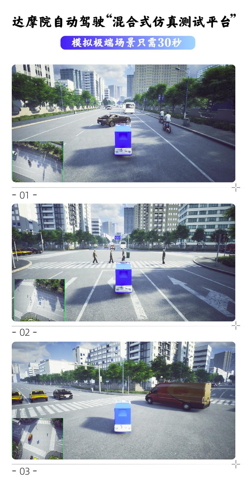 阿里发布全球首个自动驾驶仿真路测平台 一天可测800万公里