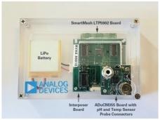 说明: A circuit board  Description automatically generated