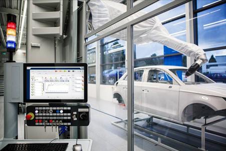 杜尔 Advanced Analytics 将人工智能引入涂装车间