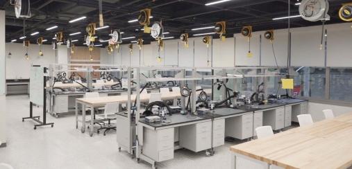 泰克助力坦普尔大学创造尖端工程设计空间