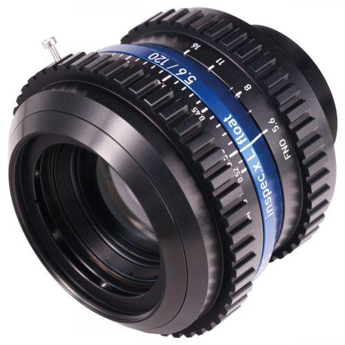 Excelitas 推出适用于机器视觉应用的LINOS inspec.X L Float镜头
