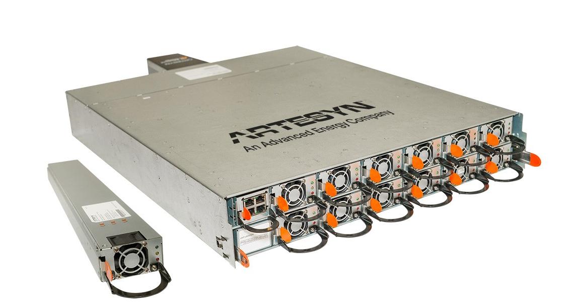 雅特生推出开放式机架标准OCP ORv3机架电源
