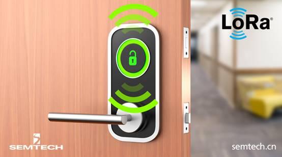 新华三无线联网智能门锁方案,打造安全便捷智能的校区