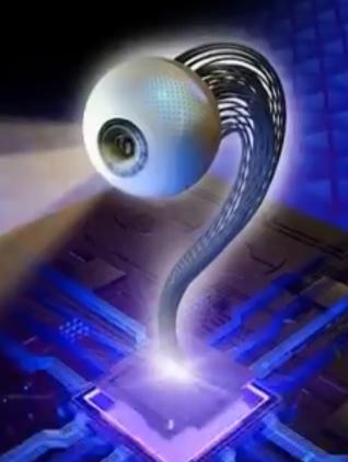3D人工眼球真的做出来了!香港科大出名了