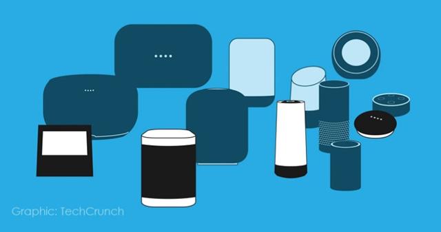 微软智能音箱专利曝光:打破声学控制瓶颈