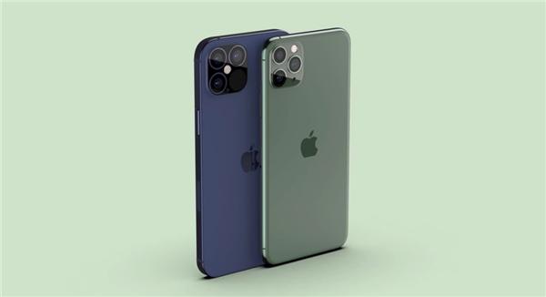 iPhone 12屏幕细节曝光:三星OLED屏占半壁江山