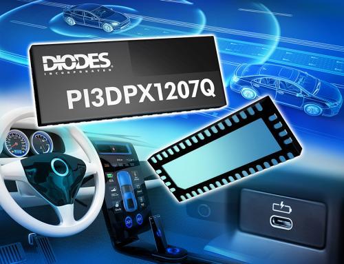 Diodes公司推出业界首创符合汽车规格的ReDriver