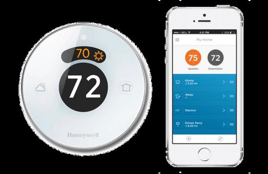 智能恒温器在美国、西欧热捧,Nest和Honeywell为主力军