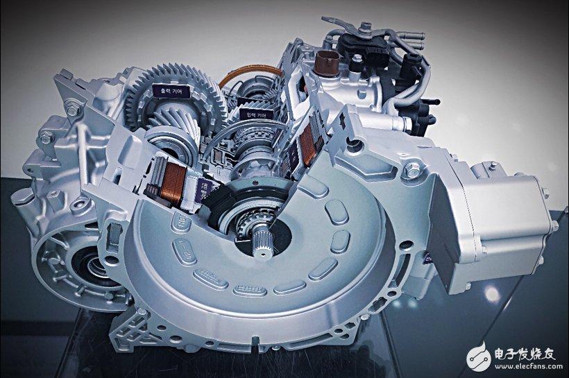 现代研发出全球首个换挡主动控制(ASC)变速箱技术