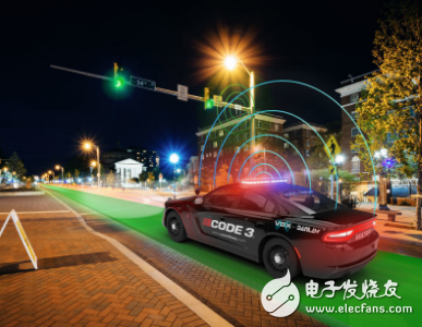 Danlaw与Code 3合作开发V2X系统,提高紧急车辆安全性