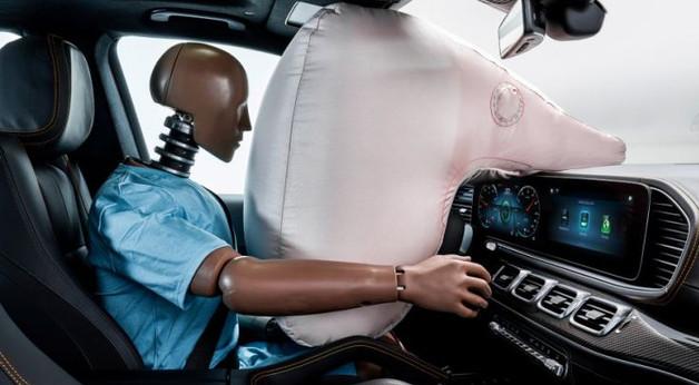 盘点奔驰新一代ESF系列安全概念车技术