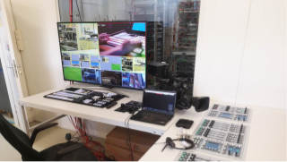 欧盟首个基于IP的5G广播工作室亮相