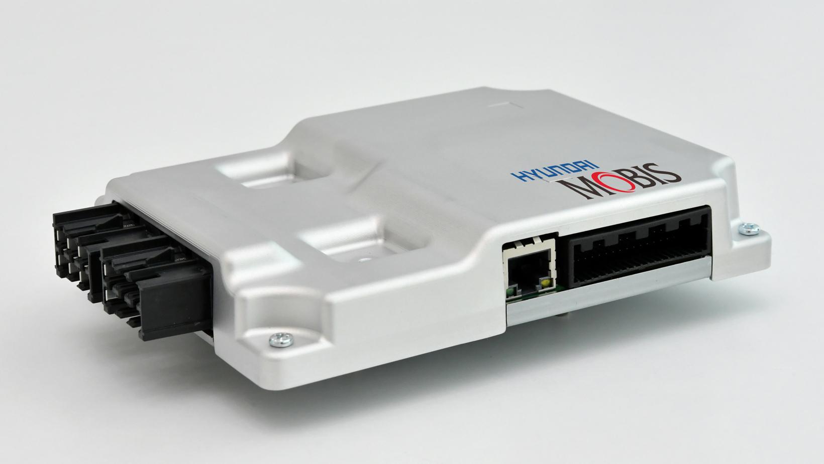 现代摩比斯,V2X,ECU,自动驾驶,互联汽车,集成通信控制器
