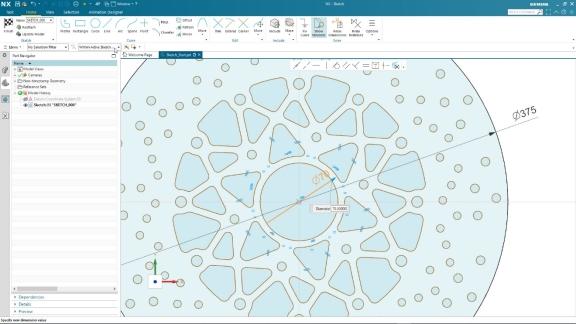 西门子推出人工智能 CAD 草图绘制技术,将大幅提高生产力