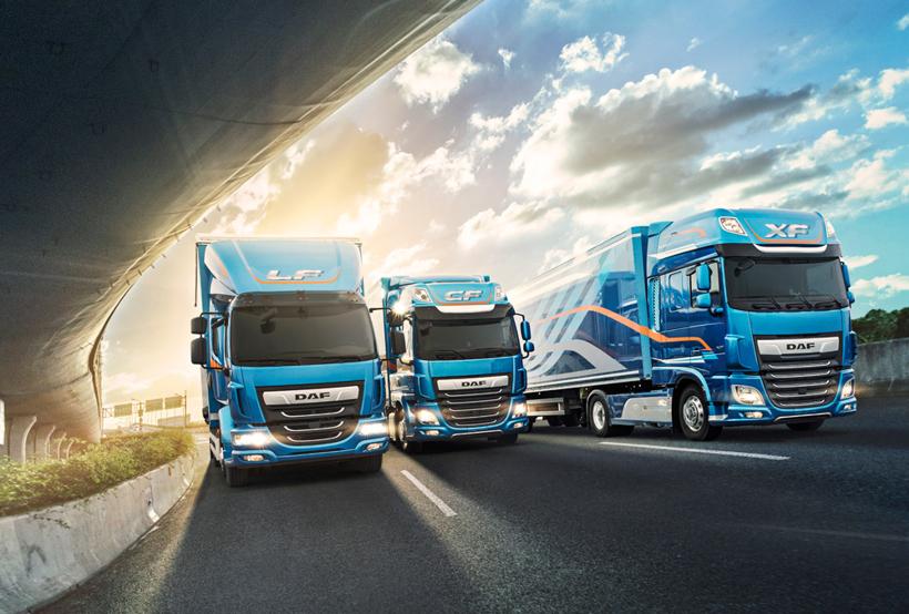 DAF卡车推出升级版AEBS系统 可完全自动避免碰撞事故