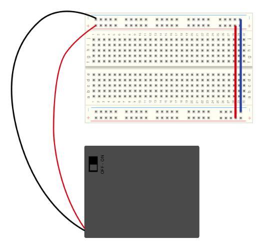 PIC单片机开发之面包板上组装电路