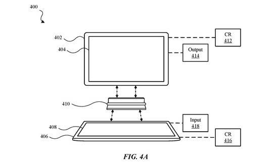 苹果申请神秘专利:可将iPad变为笔记本式电脑