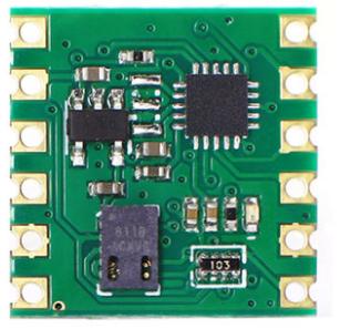 用STM32去读取CCS811气体传感器的数据
