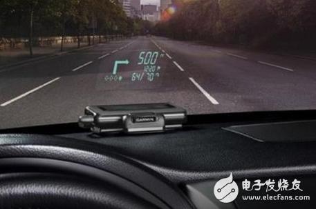 日本研发出挡风玻璃上看地图的透明磁性设备