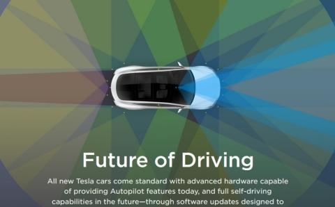 自动驾驶诞生新名词Autonowashing,你听过吗?