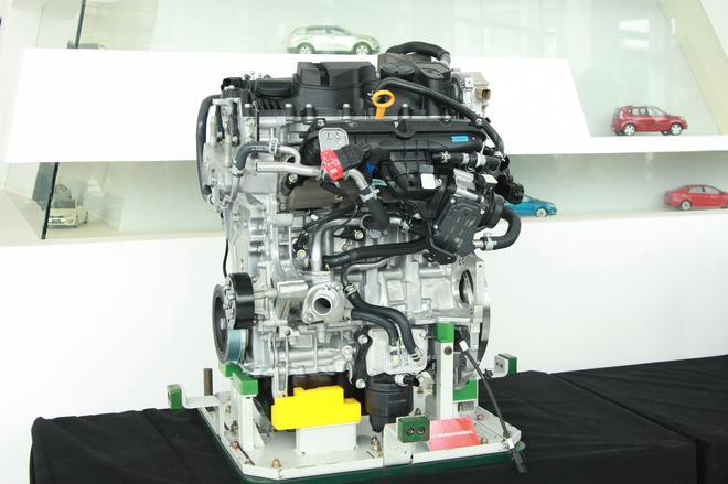Smartstream系列1.5T发动机