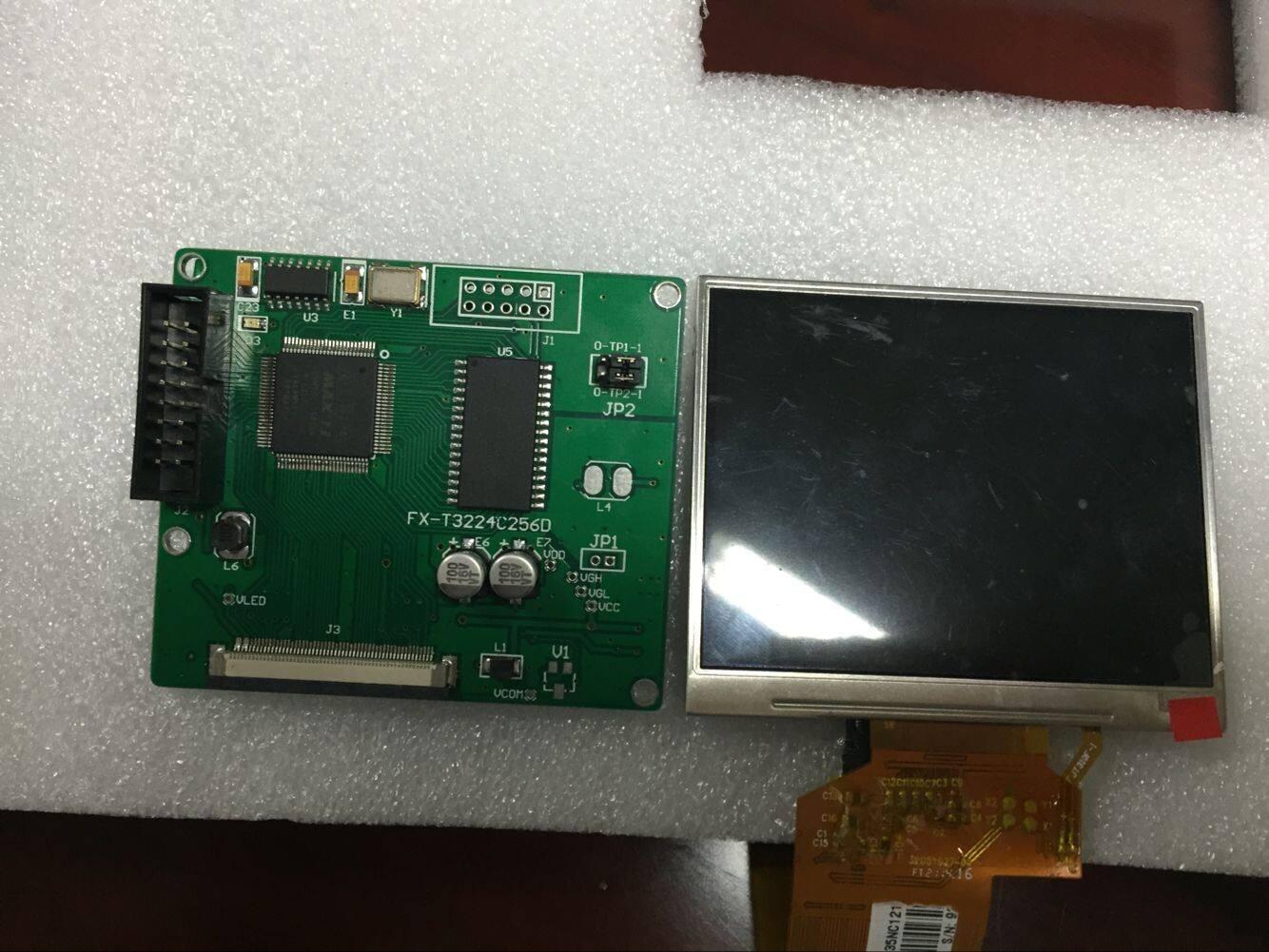 STM8单片机对LCD模块的驱动