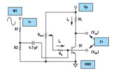 BJT共发射极配置的研究方案