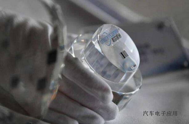 北斗星通最新一代 22nm 厘米级高精度定位芯片亮相