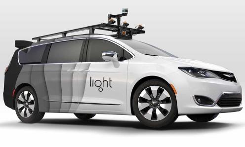 成像技术初创企业Light将会给自动驾驶带来更好的视觉