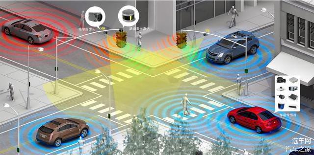 福特加速推进C-V2X车路协同系统 或将超越导航系统
