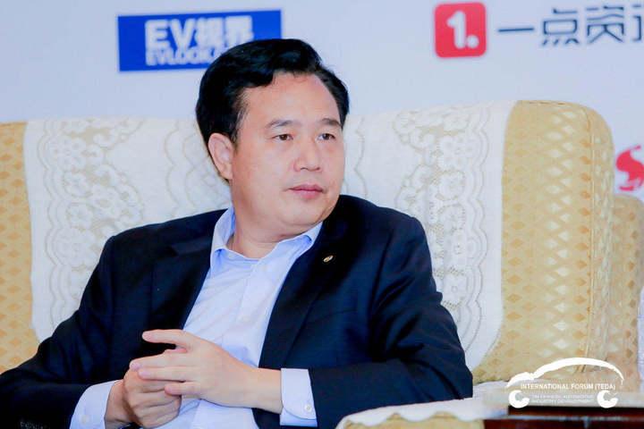 """古惠南:现在不能确定,""""车电分离""""模式是否将成为行业发展方向"""