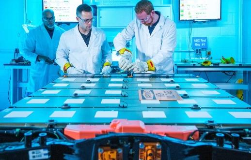 通用汽车成功实现对电动车电池的远程管理
