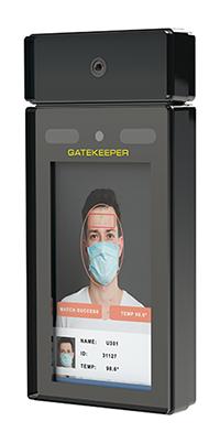 Gatekeeper推出智能体温感知系统 可在20毫秒内确定乘客体温