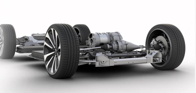 Lucid Air将搭载专利电动传动系统 四分之一英里加速仅需9.9秒