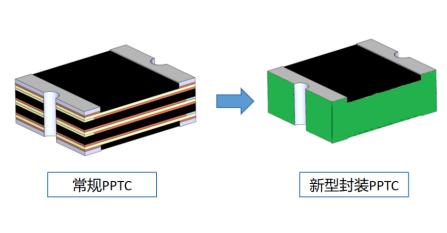 维安新型封装可延长PPTC使用寿命,提高产品可靠性