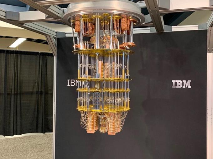 IBM公布量子计算机蓝图,目标:100万个量子比特