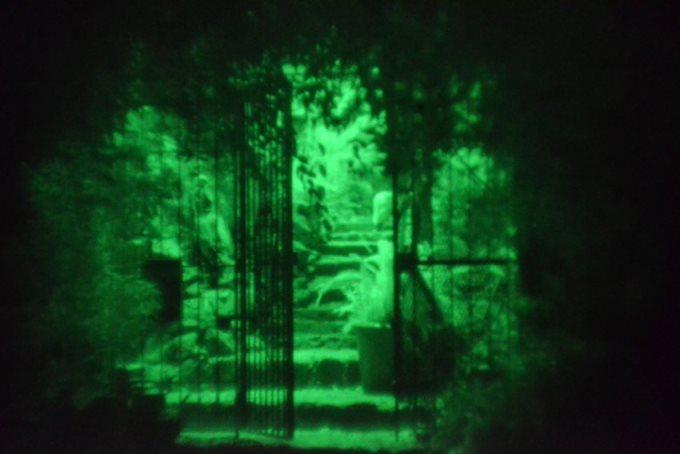 傳感器優化在夜視技術中表現