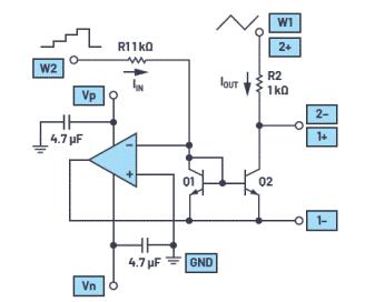 技術文章—BJT電流鏡重要特性詳解