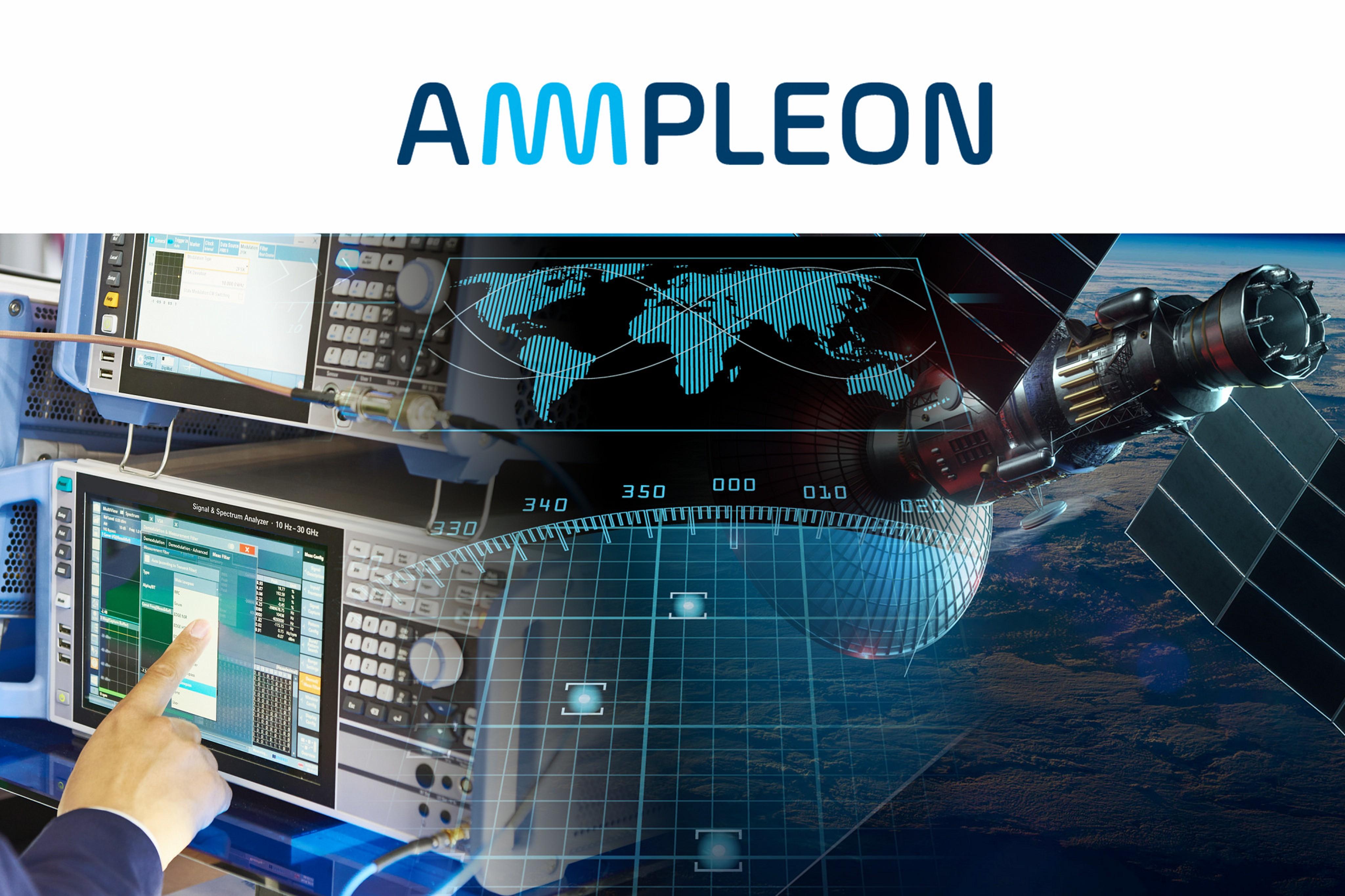 羅徹斯特電子攜手Ampleon,供貨第一代GaN高性能射頻晶體管