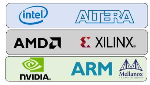 双巨头相继被收,FPGA的未来在哪里
