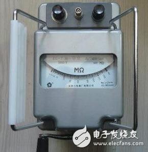 怎么用摇表测量确定三相电机的好坏
