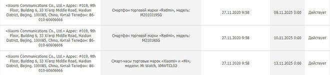 Redmi Note 9 4G通过了EEC认证:全球范围内推出